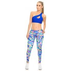 Licra Deportiva Fitness CMF001