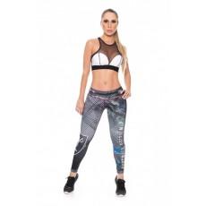 Licra Deportiva Fitness MVP006
