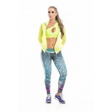 Licra Deportiva Fitness R0811