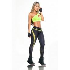 Licra Deportiva Fitness R0801