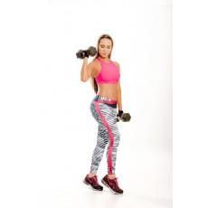 Licra Deportiva Fitness R1225